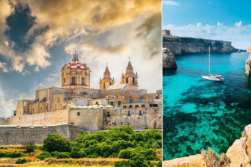 Sevärdheter och saker att göra på Malta