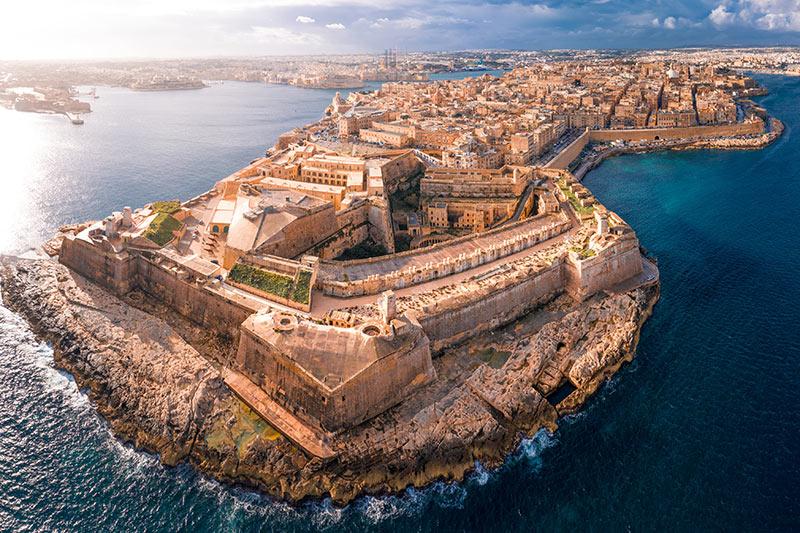 Valletta - Maltas huvudstad - sevärdheter och saker att göra