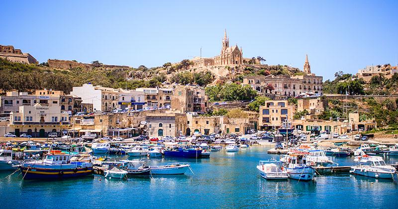 Gozo - Maltas vackra systerö
