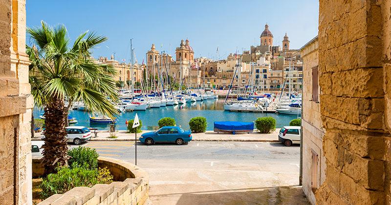 Hyra bil på Malta och köra på Malta - tips!