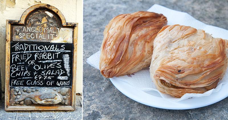 Restauranger på Malta - mat och dryck