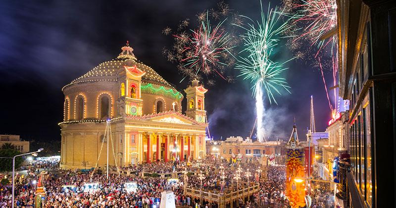 Högtider och helgdagar på Malta